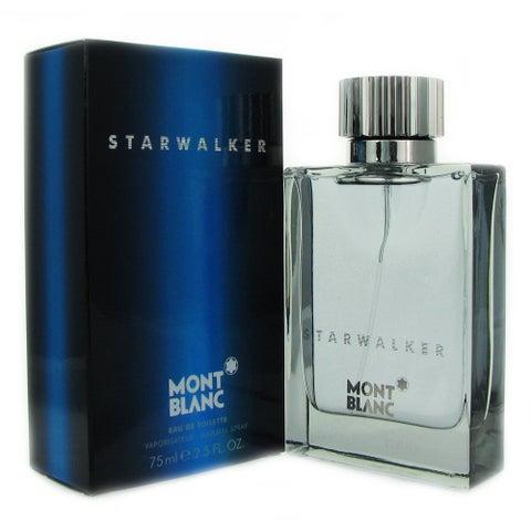 Mont Blanc Starwalker Men's 2.5-ounce Eau de Toilette Spray