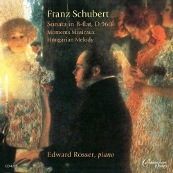 Edward Rosser - Edward Rosser Plays Franz Schubert
