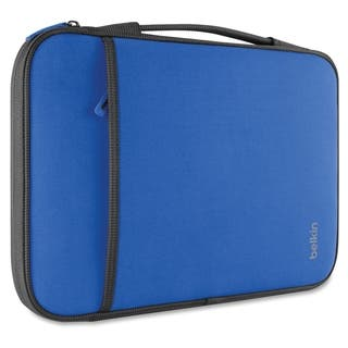 """Belkin Carrying Case (Sleeve) for 11"""" Netbook, MacBook Air - Blue