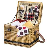 Yellowstone Picnic Basket Set