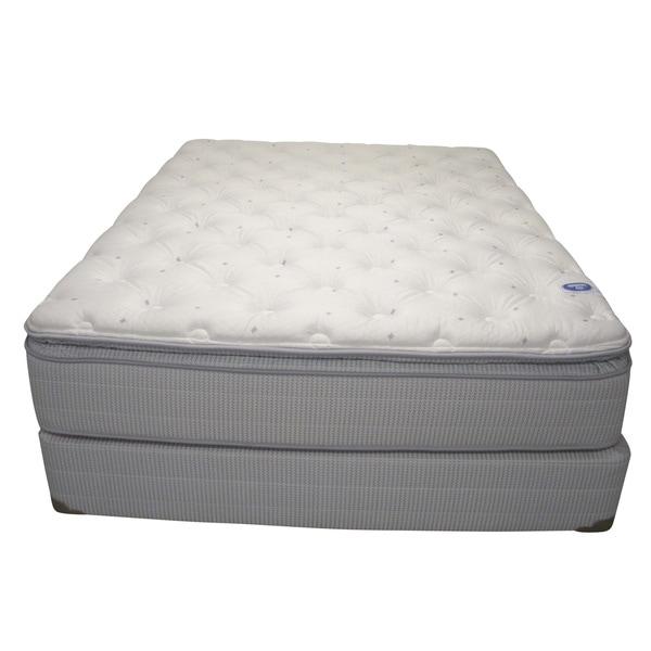 Shop Spring Air Value Addison Pillow Top Queen Size Mattress Set
