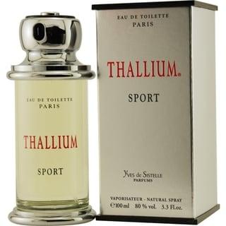Jacques Evard Thallium Sport Men 3.3-ounce Eau de Toilette Spray