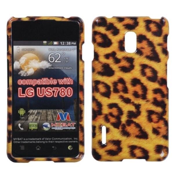 BasAcc Leopard Skin Case for LG US780