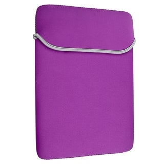 INSTEN Purple Laptop Sleeve for Apple MacBook Pro 13-inches