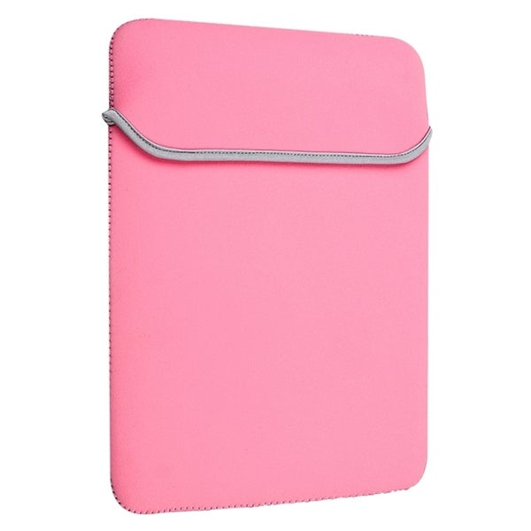 INSTEN Pink Laptop Sleeve for Apple MacBook Pro 13-inches