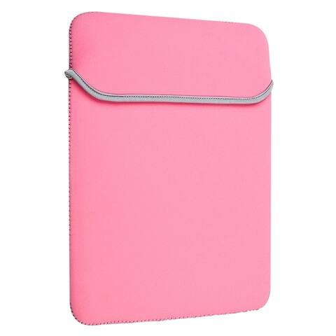 """INSTEN Pink Neoprene Laptop Sleeve for Apple MacBook Air 13""""/ Macbook Pro 13""""/ Macbook Pro 13"""" with Retina Display"""