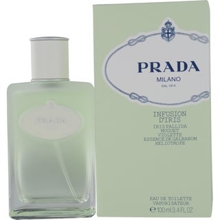 Prada Infusion D'Iris Women's 3.4-ounce Eau de Toilette Spray