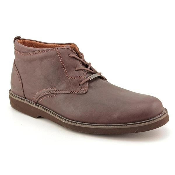 Clarks Men's 'Flannery' Leather Boots