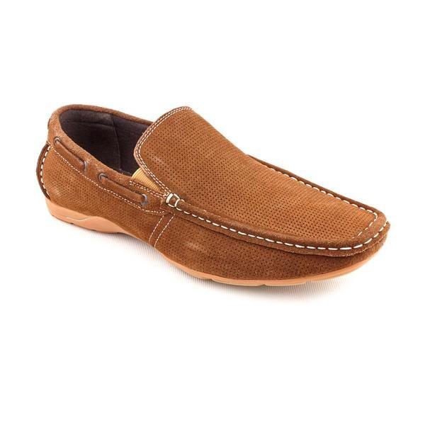Steve Madden Men's 'Labelled' Regular Suede Casual Shoes