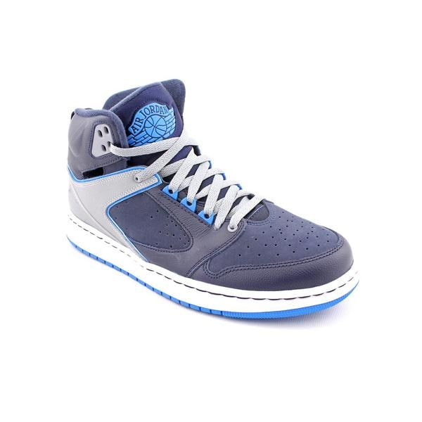 Nike Men's 'Jordan Sixty Plus Classic' Synthetic Athletic Shoe