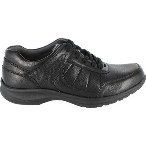 Men's Nunn Bush Everest Black Tumbled Leather - Thumbnail 1
