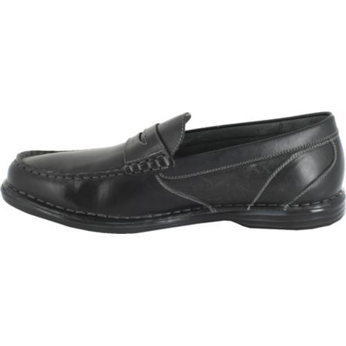 Men's Nunn Bush Stanwick Black Leather - Thumbnail 2