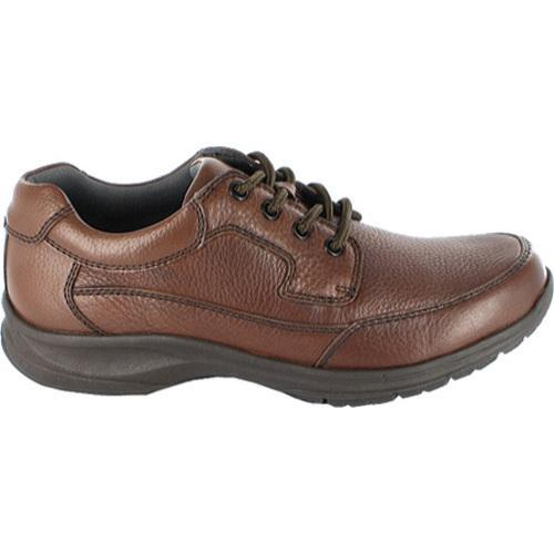 Men's Nunn Bush Stroll Brown Tumbled Leather