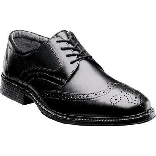 Men's Nunn Bush Van Buren Black Leather