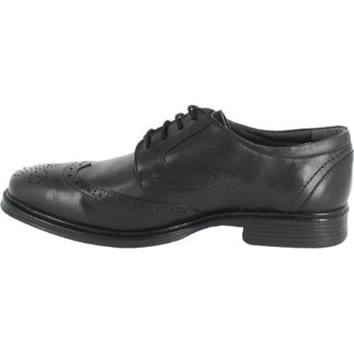 Men's Nunn Bush Van Buren Black Leather