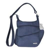 Travelon Classic Midnight Anti-Theft Crossbody Messenger Bag