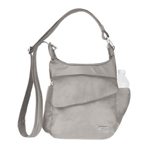 Travelon Classic Stone Anti-Theft CrossbodyMessenger Bag ...