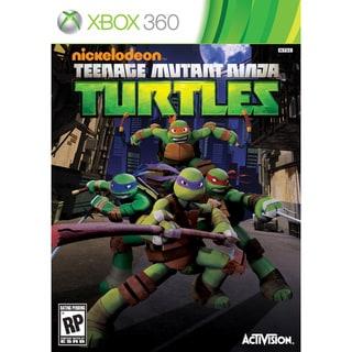 Xbox 360 - Nickelodeon's Teenage Mutant Ninja Turtles