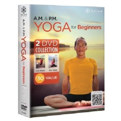 A.M. & P.M. Yoga For Beginners (DVD)