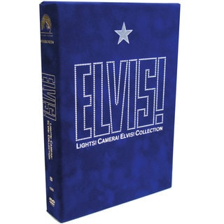 Lights! Camera! Evis! Collection (DVD)