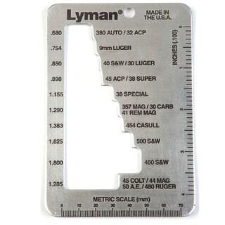 Lyman E-Zee Case Gauge 7832215