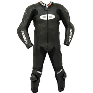 Perrini Fusion Motorcycle Riding Racing Leather Suit|https://ak1.ostkcdn.com/images/products/8214238/P15546241.jpg?impolicy=medium