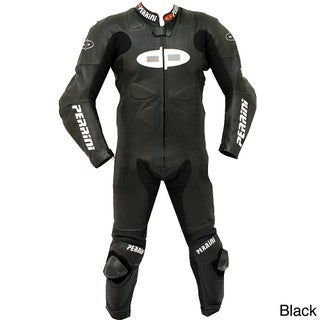 Perrini Fusion Motorcycle Riding Racing Leather Suit (More options available)