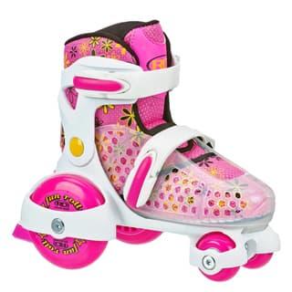 Fun Roll Girl's Jr Adjustable Roller Skate (Option: 11)|https://ak1.ostkcdn.com/images/products/8214314/8214314/Fun-Roll-Girls-Jr-Adjustable-Roller-Skate-P15546303.jpg?impolicy=medium