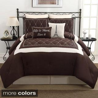 VCNY Versailles 8-piece Comforter Set