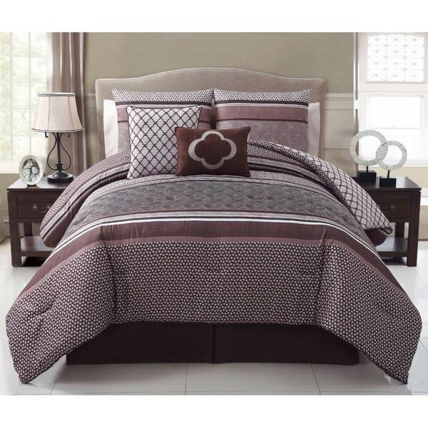VCNY Saria 5-piece Comforter Set