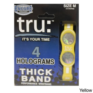 Tru Performance Colored Wristband (3 options available)