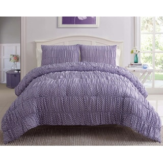 VCNY Polka Dot 3-piece Comforter Set