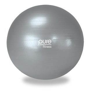 Pure Fitness 75cm Anti-burst Exercise Ball
