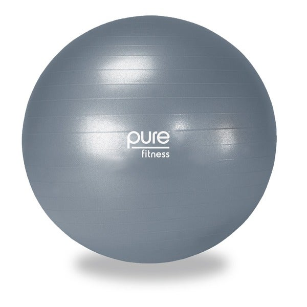 Pure Fitness 75cm Professional Exercise Stability Ball