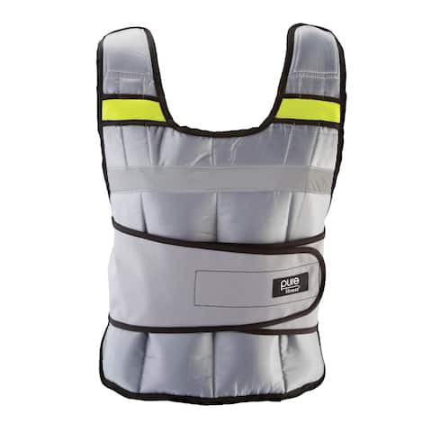 Pure Fitness 20lb Adjustable Weighted Vest