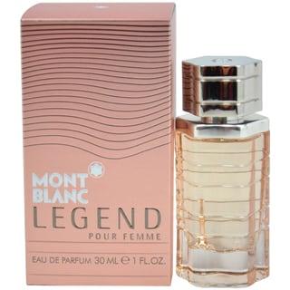 Mont Blanc Legend Women's 1-ounce Eau de Parfum Spray