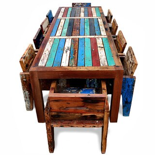 Ecologica Hacienda Oversized Dining Table