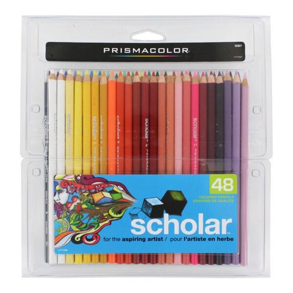 Shop Prismacolor Scholar Pencil 60 Color Set