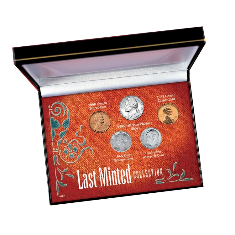 American Coin Treasures Last Minted Coin Collection (Last...