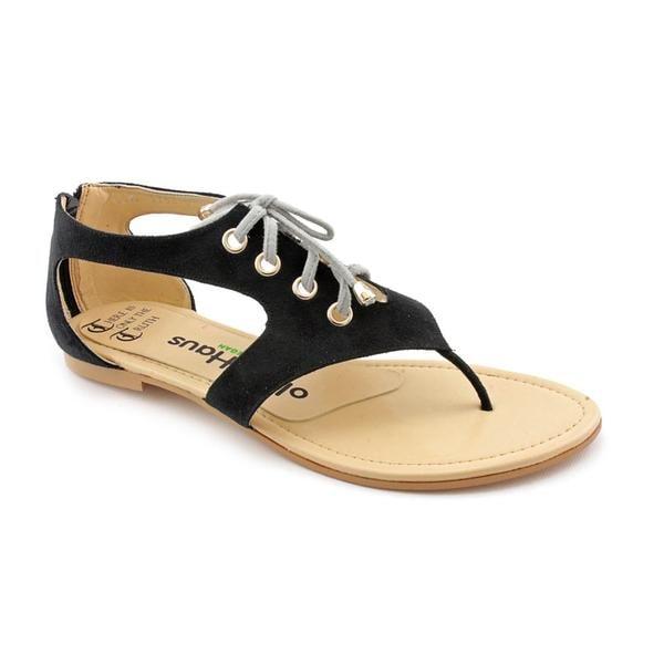Olsen Haus Women's 'South Port' Synthetic Sandals (Size  9.5 )
