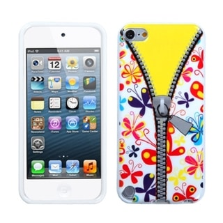 Link to Insten Butterfly TPU Rubber Candy Skin Glossy Case Cover For Apple iPod Touch 5th/ 6th Gen Similar Items in MP3 & iPod Accessories