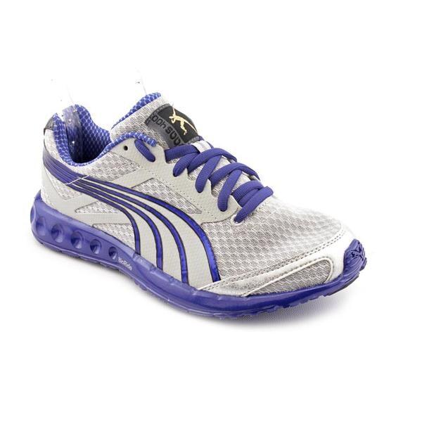 Puma Men's 'Bolt Faas 400' Mesh Athletic Shoe (Size  4 )