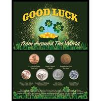 American Coin Treasures Good Luck Coin Portfolio