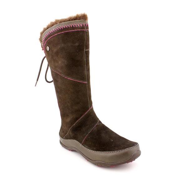 North Face Women's 'Janey II' Regular Suede Boots