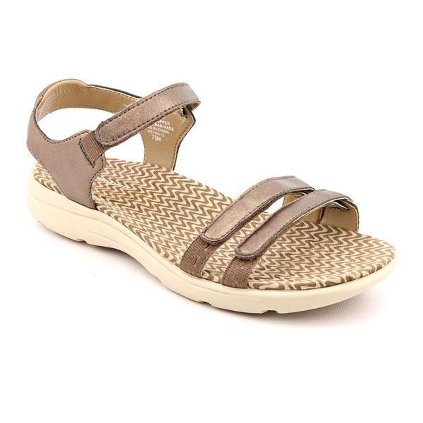 Easy Spirit Women's 'Shesay' Leather Sandals