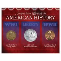 American Coin Treasures Important Events in American History