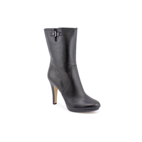 Anne Klein AK Women's 'Lionna' Leather Boots