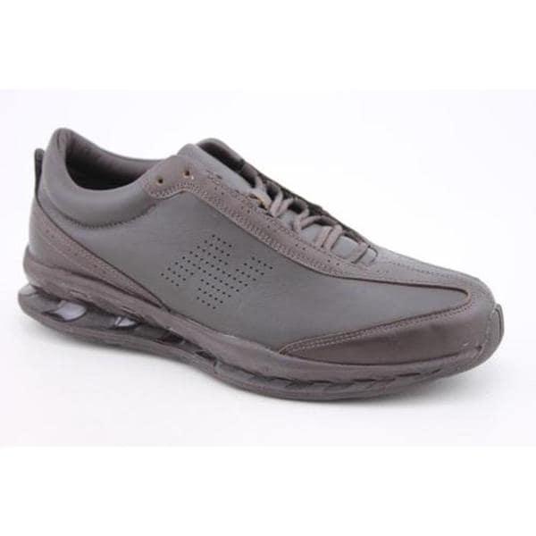 New Balance Women's 'WW1105' Leather Athletic Shoe - Wide (Size  11 )