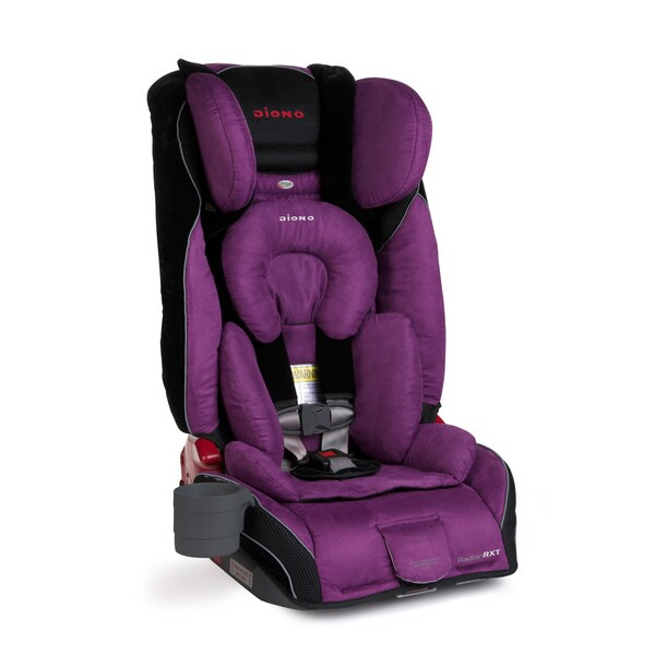 Diono Radian RXT Convertible Car Seat in Plum