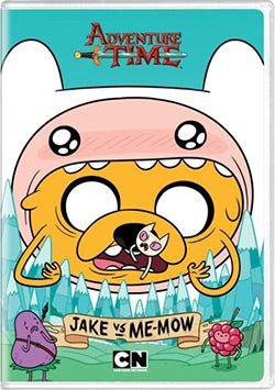 Adventure Time: Jake Vs Me-Mow Vol. 3 (DVD)